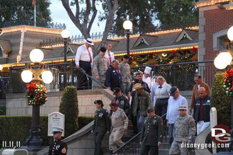 Disneyland Resort Photo Update - 11/11/11, Part 1