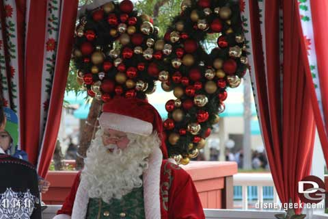 Disneyland Officially Launches the 2011 Holiday Season - 11/14/11
