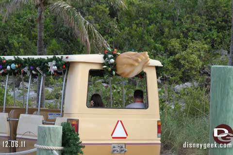 Castaway Cay Christmas Decorations