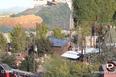 Disneyland Resort Photo Update 12/23/11