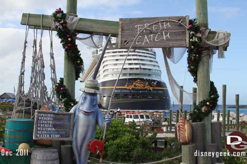 Geek's Disney Dream Cruise Thoughts & Observations - Part 2