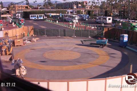 Disneyland Resort Photo Update - 1/27/12