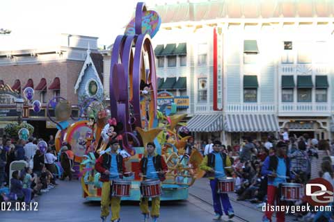 Disneyland Resort Photo Update - 2/03/12