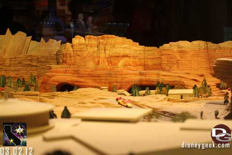The Road to Cars Land - Blue Sky Cellar