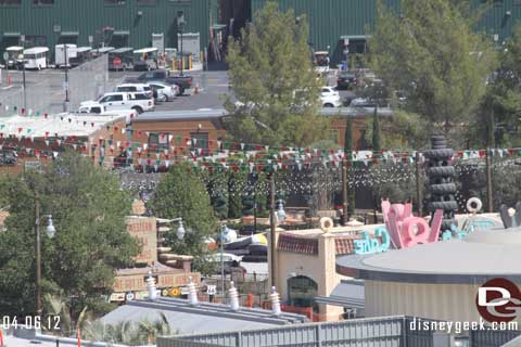 Disneyland Resort Photo Update - 4/06/12