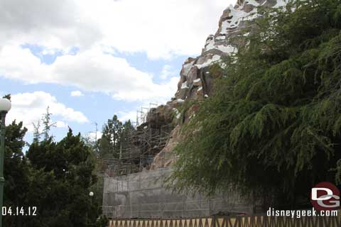 Disneyland Resort Photo Update - 4/14/12