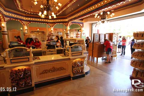 Disneyland Resort Photo Update 5/5/12 - Part 1