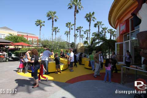 Disneyland Resort Photo Update - 5/05/12 - Part 3