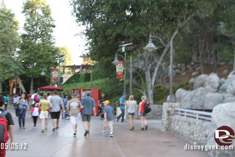 Disneyland Resort Photo Update - 5/5/12 Part 2