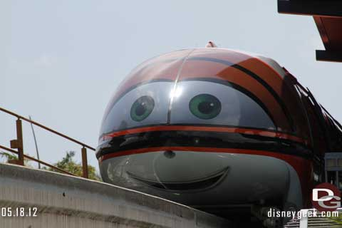 Disneyland Resort Photo Update - 5/18/12