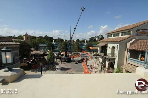 Disneyland Resort Photo Update - 5/25/12, Part 1