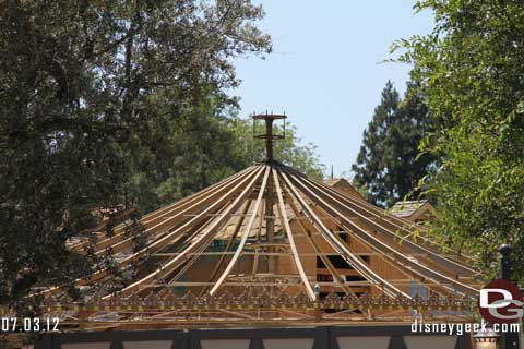 Disneyland Resort Photo Update - 7/03/12