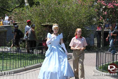 Disneyland Resort Photo Update - 8/03/12