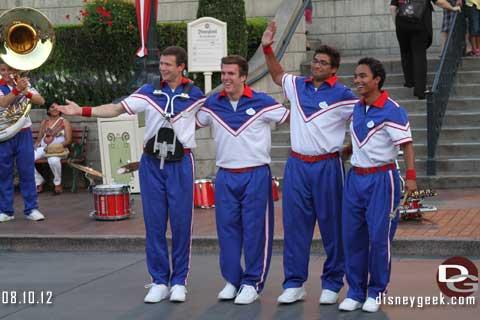 Disneyland Resort Photo Update - 8/10/12