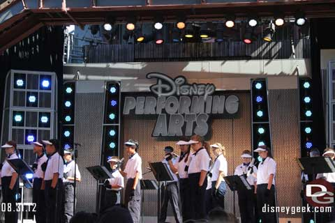 Disneyland Resort Photo Update - 8/31/12