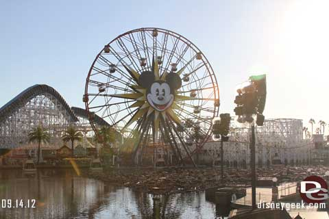 Disneyland Resort Photo Update - 9/14/12