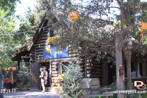 Disneyland Resort Halloween Time 2012 (9/14/12)