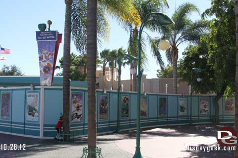 Disneyland Resort Photo Update - 10/26/12