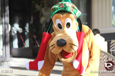 Disney California Adventure Christmas