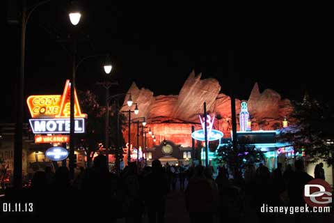 Disneyland Resort Photo Update - 1/11/13