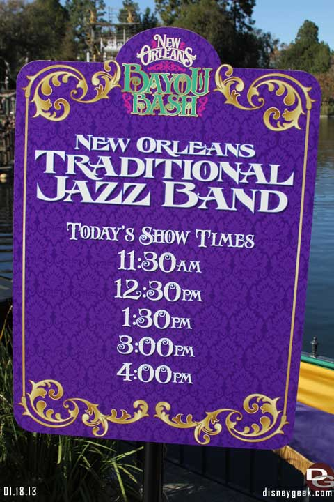 Limited Time Magic - New Orleans Bayou Bash
