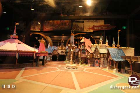 Blue Sky Cellar Reopens - Fantasy Faire Exhibit