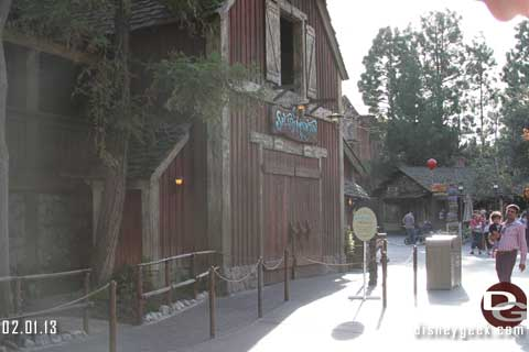 Disneyland Resort Photo Update - 2/01/13