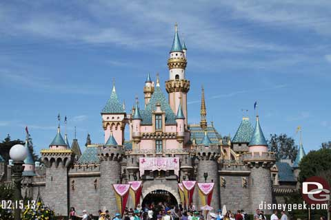 Disneyland Resort Photo Update - 2/15/13