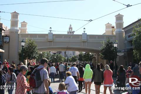 Disneyland Resort Photo Update - 2/22/13