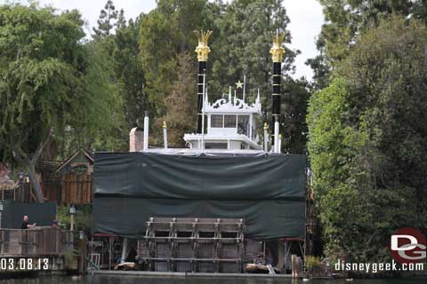 Disneyland Resort Photo Update - 3/08/13