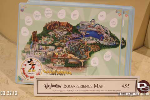 Disneyland Resort Limited Time Magic Events 3/22