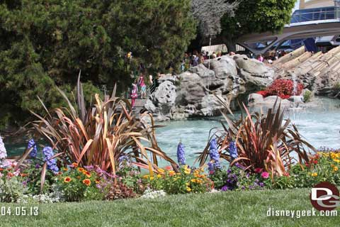 Disneyland Resort Photo Update - 4/05/13