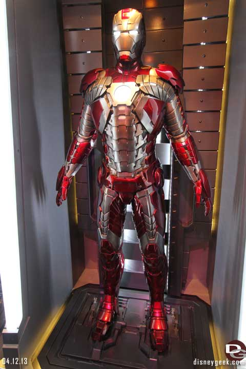Iron Man Tech
