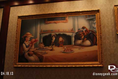 Be Our Guest - Lunch