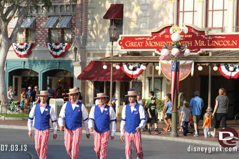 Disneyland Resort Photo Update - 7/03/13