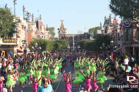 Disneyland Resort Photo Update - 7/12/13