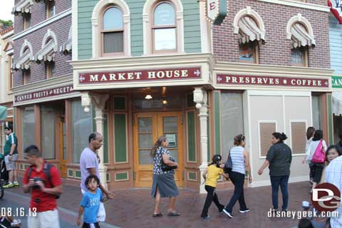 Disneyland Resort Photo Update - 8/16/13