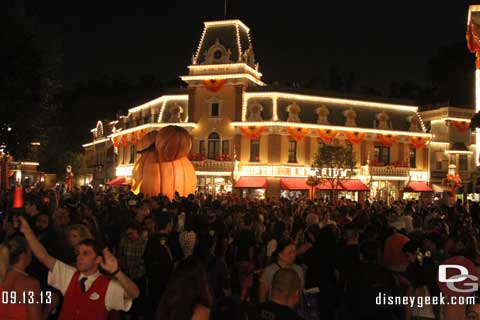 Disneyland Unleashes the Villains