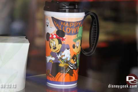 Disneyland Fall Menu Updates