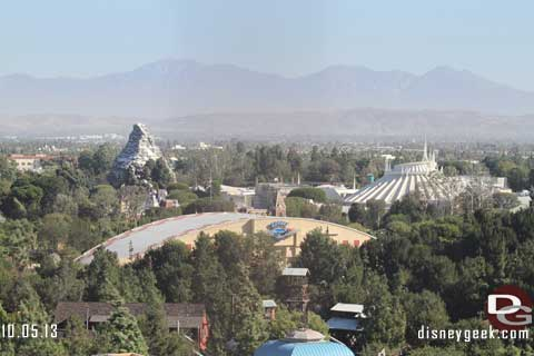 Disneyland Resort Photo Update - 10/05/13