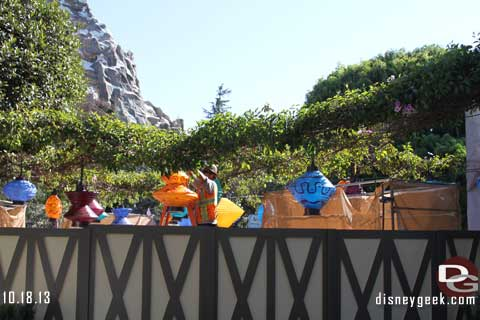 Disneyland Resort Photo Update - 10/18/13
