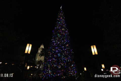 11/08/13 - Disney California Adventure