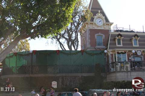 Disneyland Resort Photo Update - 11/27/13