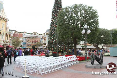Disneyland Resort Photo Update - 12/07/13