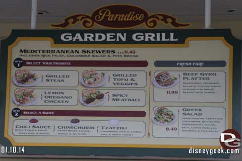Disneyland Resort Photo Update - 1/10/14