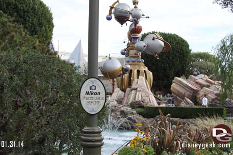 Disneyland Resort Photo Update - 1/31/14