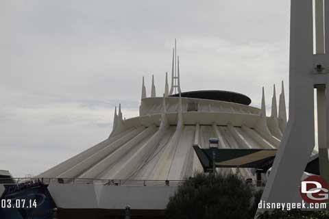 Disneyland Resort Photo Update - 3/07/14