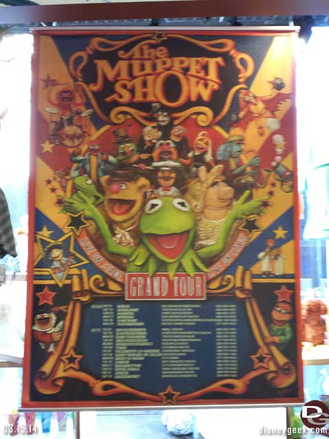 Muppets Most Wanted - El Capitan Screening