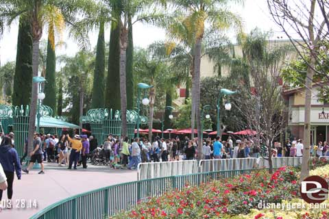 Disneyland Resort Photo Update - 3/28/14