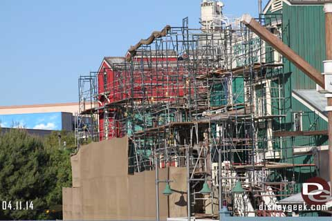 Disneyland Resort Photo Update - 4/11/14